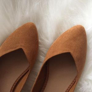 old navy | pointed toe flats